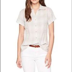 Woolrich Spring Fever Button Down Shirt for Ladies
